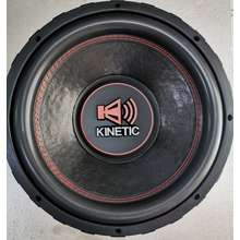 Kinetic SUBWOOFER 12 INCHES SINGLE MAGNET DOUBLE COIL