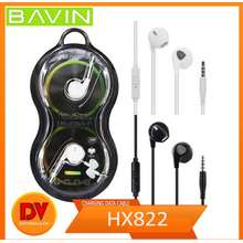 Bavin Hx822 Music Headset With Hi-Fi Sound Quality For Mobile Phones