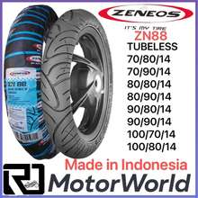 Zeneos ZN88 Motorcycle Tire Gulong by 14