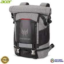 """Acer Predator 15"""" Rolltop Backpack For All Gaming Laptops Pbg6A1"""