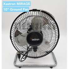 Astron Mirage Ground Fan 10 Inchs Electric Fan /Desk Fan X