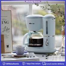 Bear 2-in-1 Coffee Machine espresso Semi-automatic Mini portable Tea Maker Machine electric kettle coffee maker machine for home
