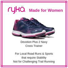 Ryka Devotion Plus 2 Navy