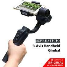 Prestigio 3-Axis Gimbal Smartphone Stabilizer
