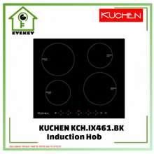 KUCHEN KCH.IX461.BK Induction Hob