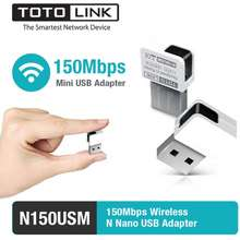 Totolink Wifi Dongle Toto Link 150Mbps Wireless N Nano Usb Adapter