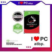 Seagate Ironwolf Nas/Server Hard Disk Drives/Hdd 4TB