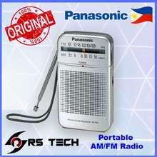 Panasonic Rf-P50 Am/Fm Portable Pocket Radio