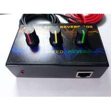 Echo Reverb Box Pinned To Kenwood Tm281A