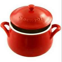 Crock Pot Sale!!! Artisan 5 Qts Ceramic Bean Pot