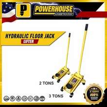 Powerhouse Tools Hydraulic Floor Jack 3T (Industrial Heavy Duty)