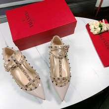 Valentino 【Cod】 Beige Casual Shoes For Women