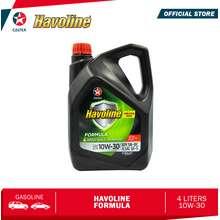 Caltex Havoline Formula SAE 10W30 4 Liters