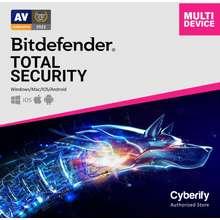 Bitdefender Total Security 2021 Multi Device