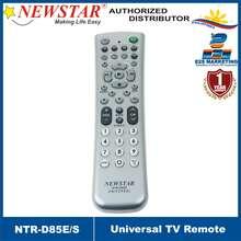 Newstar 5-in-1 Universal Remote (Silver) NTR-D85E/S