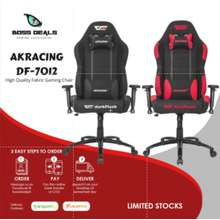AKRacing DARKFLASH DF-7012 GAMING CHAIR