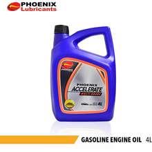 Phoenix Accelerate Multi Grade 20W50 SJ 4L (Gasoline Engine Oil)