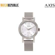 AXIS Cara Silver Stainless Steel Watch For Women Ae2291-0103