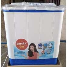 Eureka Twin Tub 5.5Kg Washing Machine Spin With Dryer