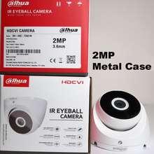 Dahua Technology Metal case Dahua Dome Camera DH-HAC-T2A21N 2MP 3.6mm lens 1080P Indoor HDCVI CCTV Camera