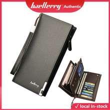 Baellerry Sw002 Fashion Leather Zipper Wallet