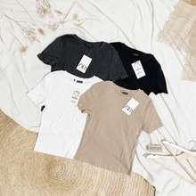 Zara Basic Shirts ✨ { Astron • Astronbyatp }