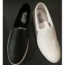 """World Balance Shoes """"Tisha"""" For Ladies And Teens In Black And White Color"""