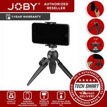 Joby Handypod Mobile Plus Tripod With Griptight One Mount For Smartphone, Vlogging, Compact Cameras