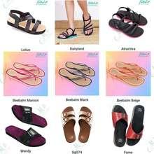 Natasha Ladies Acupressure Massage Slippers