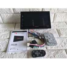 """Nakamichi Nam1700 Mp5 7"""" Double Din Head Unit Stereo Innova Vios Adventure Accent Fortuner Montero"""