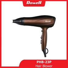 Dowell Phb-23P 2-Speed Professional Foldable Hair Dryer Personal Hair Blower