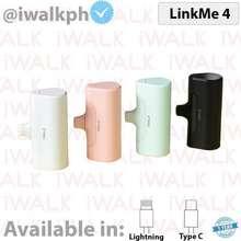 Iwalk Link Me 4 Portable Powerbank 4500Mah Dbl4500 Lightning