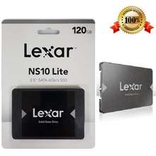 Lexar 120Gb Ns10 Lite Ssd 2.5Inch Sata Iii 6Gbps Solid State Drive