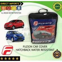 Fuzion FCC-WRHB Hatchback Car Cover