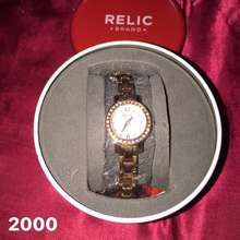 Relic Authentic Brand New By Fossil Watch