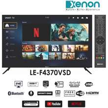 Xenon Le-F4370Vsd Android Led Tv Infinity Edge With Voice Command