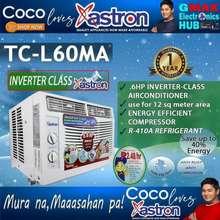 Pensonic Brandnew Astron Window Type Air-Conditioner 0.6Hp(Inverter Class)
