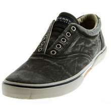 Sperry Mens Topsider Canvass Sneakers 0771931