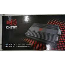 Kinetic KD 80.4 POWER AMPLIFIER FOR CAR AUDIO OR AUTOMOTIVE 4 CHANNEL (80WATTS /RMS X 4)