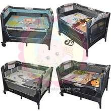 Apruva Pack And Play Co-Sleeper Crib / Playpen