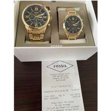 Fossil Authentic Couple Watch