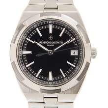 Vacheron Constantin Overseas Automatic Black Dial Mens Watch 4500V/110A B483