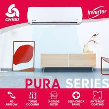 Chigo 2 Hp Full Dc Inverter Wall Mounted Split Type Air Conditioner Chg-S156I200A