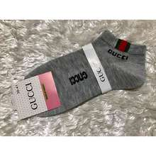 Gucci Ladies Ankle Socks Fit Size 36-41