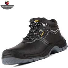 JMS -065 Mens Breathable Steel Toe Cap Work Safety Shoes Men Outdoor Anti-slip Steel Puncture Proof Construction Safety Boots Shoes