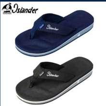 Islander Slipper Original.Color Navy Blue.Black.