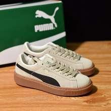 PUMA 100% Original Suede Platform Core Men/Women Sneakers