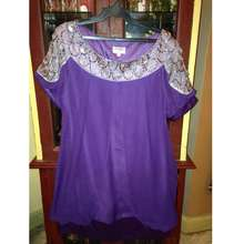 CHANEL Authentic Lavender Dress ***Repriced**