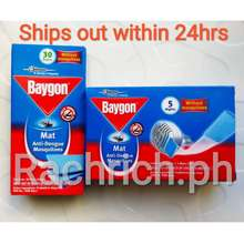 Baygon Electric Heater And 30 Mats(Set)