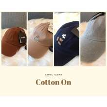 Rubi Hailey Structured Caps By Cotton On   Ready Stock